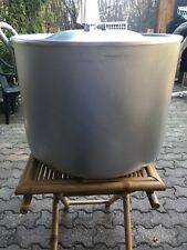 FAITOUT MARMITE GEANTE  100L aluminium Grande cuve ideal brassage  professionel