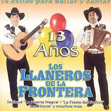 NEW - 13 Anos by Llaneros De La Frontera