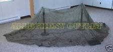 US MILITARY ARMY SKEETA-TENT INSECT NET MOSQUITO NO SEEUM MESH COT COVER VGC