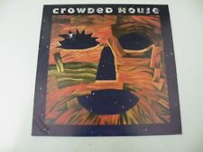 CROWDED HOUSE - WOODFACE - LP 1991 CAPITOL EMI RECORDS ITALY - PUNCHED COPY
