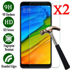 2X закаленное стекло протектор экрана для XiaoMi Redmi 5 Plus 6A S2 Note 7 6 5 Pro