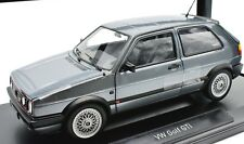 MODELLINO AUTO SCALA 1:18 VW GOLF serie 2 GTI DIECAST CAR MODEL NOREV MINIATURE