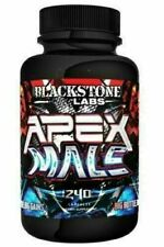Blackstone Labs Apex Male Promotes Natural Test Production 240 Capsules
