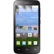 Tracfone Alcatel OneTouch Pixi 4G LTE Prepaid Phone with Triple Minutes for Life