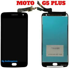GLS DISPLAY LCD+TOUCH SCREEN PER MOTOROLA MOTO G5 PLUS XT1685 XT1687 NERO VETRO