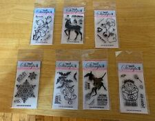 Small Stamp Lot by Hot Off the Press