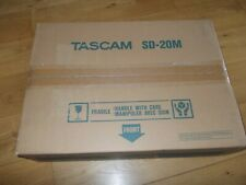 Tascam SD-20M Solid state recorder BNIB cancelled project