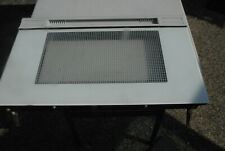 Used  BELLING FORMAT 6060  WHITE OUTER COOKER / OVEN  DOOR OUTER + HANDLE