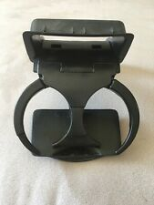 2003-2008 TOYOTA COROLLA,MATRIX,VIBE REAR CENTER CONSOLE CUP HOLDER OEM - BLACK