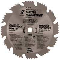 """VERMONT AMERICAN 25213, 8"""" SAW BLADE, 5/8 HOLE, 48 TEETH (R#5/D6-003/WH04)"""