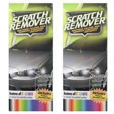 2 x JML Scratch Remover Sets - You Get 2 x 150ml tubes & 2 x Microfibre Cloths