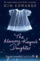 The Memory Keeper's Daughter, , Very Good Book