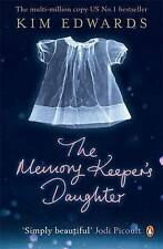 The Memory Keeper's Daughter, Kim Edwards   Paperback Book   Good   978014103014