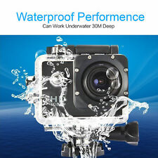 Pro 1080P SJ4000 HD Helmet Sport Action Waterproof Camera DV For Gopro