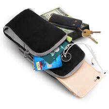 """Sports Jogging Runnig Arm Band Holder Pouch Case Cover 4.5 to 5.5""""  Mobile Phone"""