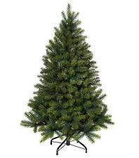 Edel-Tannenbaum Luxus III 120cm GA künstlicher Weihnachtsbaum Spritzguss