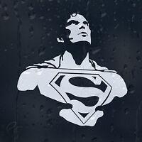 Superman Hero Iron Man Clark Kent Car Decal Vinyl Sticker Window Bumper