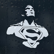 Superman Hero Iron Man Clark Kent Car Decal Vinyl Sticker Window Bumper