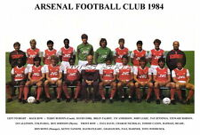 Arsenal A Surname Initial Football Prints & Pictures