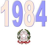 ITALIA Repubblica 1984 Spezzoni annata francobolli MNH **