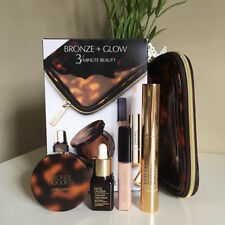 NEW ESTEE LAUDER Bronze & Glow 3 Minute Beauty Gift Set