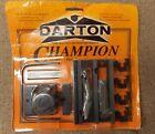 Vintage Darton Archery Champion Hunting 4 Pin Sight dovetail mount
