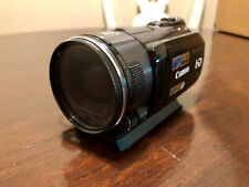 Canon Vixia HF S100 Full-HD camcorder- Used in great condition; FREE travel case