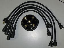 Allis Chalmers D10 D12 D14 D15 D17 WD WD45 4 cylinder spark plug wire & cap set