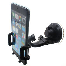For Galaxy A71 A01 A51 - CAR MOUNT WINDSHIELD HOLDER GLASS CRADLE SWIVEL DOCK