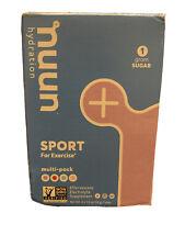 Nuun Sport Effervescent Mixed Flavor Supplement - Box of 4 Tubes (40 Servings)