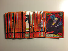 Dragon Ball Z Super battle Power Level PART 17 Reg Set 38/38 -