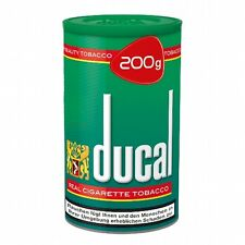 6 X Ducal Menthol á 200 Gramm Zigarettentabak / Tabak