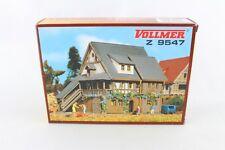 Vollmer 9547 Kit de Montage Weinhandel Voie Z+