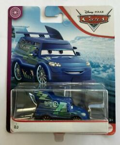 CARS - DJ - Mattel Disney Pixar