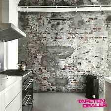 Rasch Tapeten mit Steinoptik fürs Wohnzimmer günstig kaufen | eBay