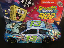 Casey Mears 2015 SpongeBob SQUAREPANTS GEICO 1/24 NASCAR