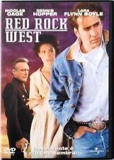 Dvd Red Rock West con Nicolas Cage 1992 Usato