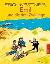 Emil und die drei Zwillinge von Erich Kästner (1934, Gebundene Ausgabe)