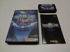Undead Line Sega Megadrive Japan GOOD