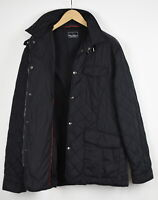 CONTE OF FLORENCE SPORTSWEAR Men's X LARGE Quilted Padded Jacket 33653_GS
