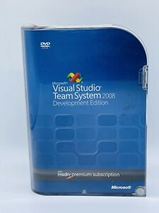 Microsoft Visual Studio Team System 2008 Development Edition