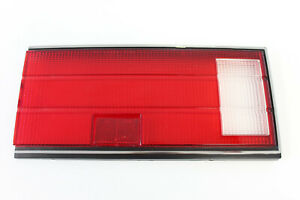 Nissan Bluebird 910 1982-86 LX(S) l/h tail light lens nos - genuine