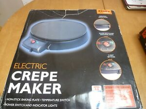 ELECTRIC CREPE MAKER IN GOOD CONDITION