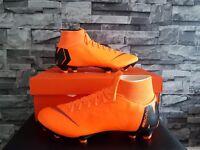 Nike ACC Mercurial Superfly 6 Pro FG Football Sock Boots Uk Size 9 EUR 44 BNWB
