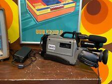 Panasonic AG-DP200 - SVHS Profi Camera + Adapter