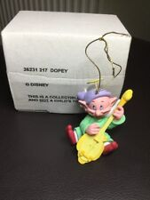 Grolier Disney Christmas Ornament - 26231 217 - Dopey (From Snow white) - Boxed