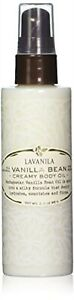 La Vanilla Vanilla Bean Creamy Body Oil 3.4 oz