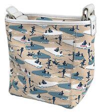 TOD'S Mini Canvas Bucket Bag Tote Purse Designer Handbag Gently Used (Ret $445)