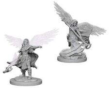 Aasimar Wizard - Female - Wizkids Miniatures - Dungeons & Dragons - WZK73197