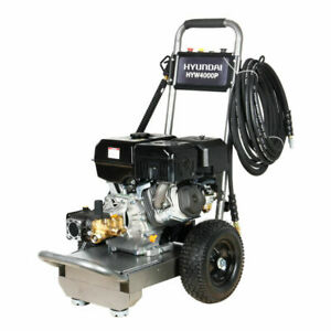 Hyundai HYW4000P 4000psi / 275 bar Petrol Pressure Washer Professional 14hp